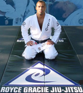 Royce Gracie Website